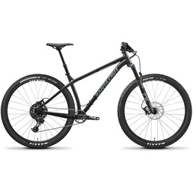 Santa Cruz Chameleon 7.1 AL R-Kit, gloss black/green